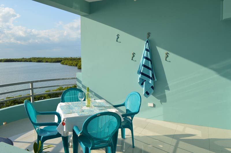 Hotel Bay Towers Caye Caulker - Belize - Bay Towers